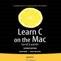 Learn C on the Mac